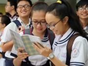 Đáp án đề thi tuyển sinh lớp 10 môn Toán năm 2020 TP.HCM